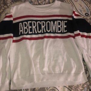 Abercrombie kids long sleeve winter shirt.
